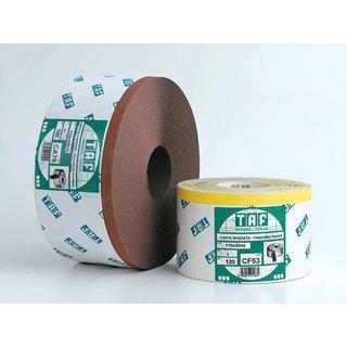 rouleau abrasif en papier pour poncer le bois et m taux en 100 m tres. Black Bedroom Furniture Sets. Home Design Ideas