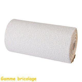 rouleau abrasif en papier de verre rouleau de pon age au corindon pour les bois et m taux. Black Bedroom Furniture Sets. Home Design Ideas